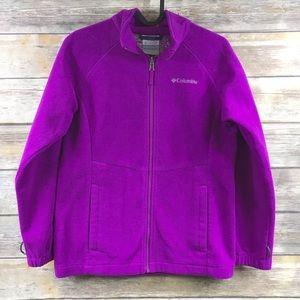 Columbia Interchange OmniHeat Girls Fleece Jacket
